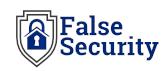 Falsesecurity Coupons